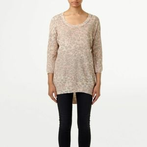 Wilfred silk and cashmere balzac sweater